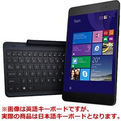 NTT-XストアでASUS TransBook T90CHI-32Gが22180円で投げ売り中。液晶部388g、キーボード336g、合計725gの最軽量タブレット。