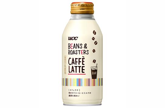 buzzlifeでUCCの「BEANS & ROASTERS CAFFE LATTE リキャップ缶375g」が抽選で1000名に当たる。