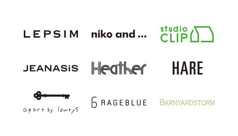 ポンパレでLOWRYS FARM、GLOBAL WORKなどの女性ファッションブランドを扱う通販サイト[.st]が2000円⇒500円。