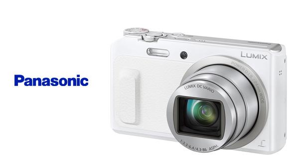 楽天スーパーDEALで「Panasonic LUMIX DMC-TZ57-W」が9,000円