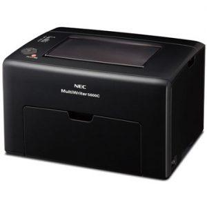 ひかりTVショッピングで使い捨てレーザープリンタ「NEC MultiWriter 5600C PR-L5600C」が実質6780円。