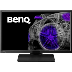 NTT-XストアでBenQの液晶ディスプレイ23.8型 2560×1440(WQHD) BL2420PTが25800円、フリッカーフリー ブルーライト軽減。HDMIセレクタ付き。~6/30 15時。