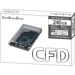NTT-XストアでCFD販売のSSD 240GB 2.5inch TLC(Hynix製) CSSD-S6O240NCG1Qが5780円。この価格帯で価格コムで最安値。