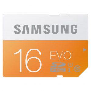 アマゾンでサムスンのメモリーカード、SSD、USBメモリが5-50%OFF。SDHCカード16GBが半額の540円。
