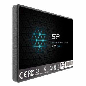 アマゾンタイムセールでSP シリコンパワー SSD 120GB、256GBがタイムセール中。