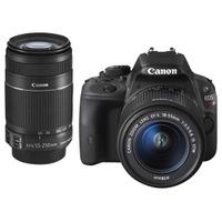 楽天のエディオンでキヤノン デジタル一眼レフカメラ・ダブルズームレンズキット EOS Kiss X7 KISSX7WKITが48799円、ポイント10倍。