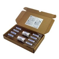 アマゾンタイムセールでパナソニック eneloop 単3形充電池 8本パック 単3→単1形サイズ変換スペーサー2本付 BK-3MCC/8FAが1680円で販売中。