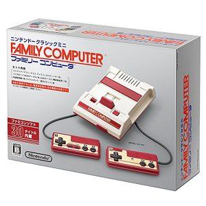 【在庫復活】アマゾンで懐かしのゲームソフト30本を内蔵した「ニンテンドークラシックミニ ファミリーコンピュータ」が6156円で予約受付中。コントローラーも小さいのが玉に瑕。