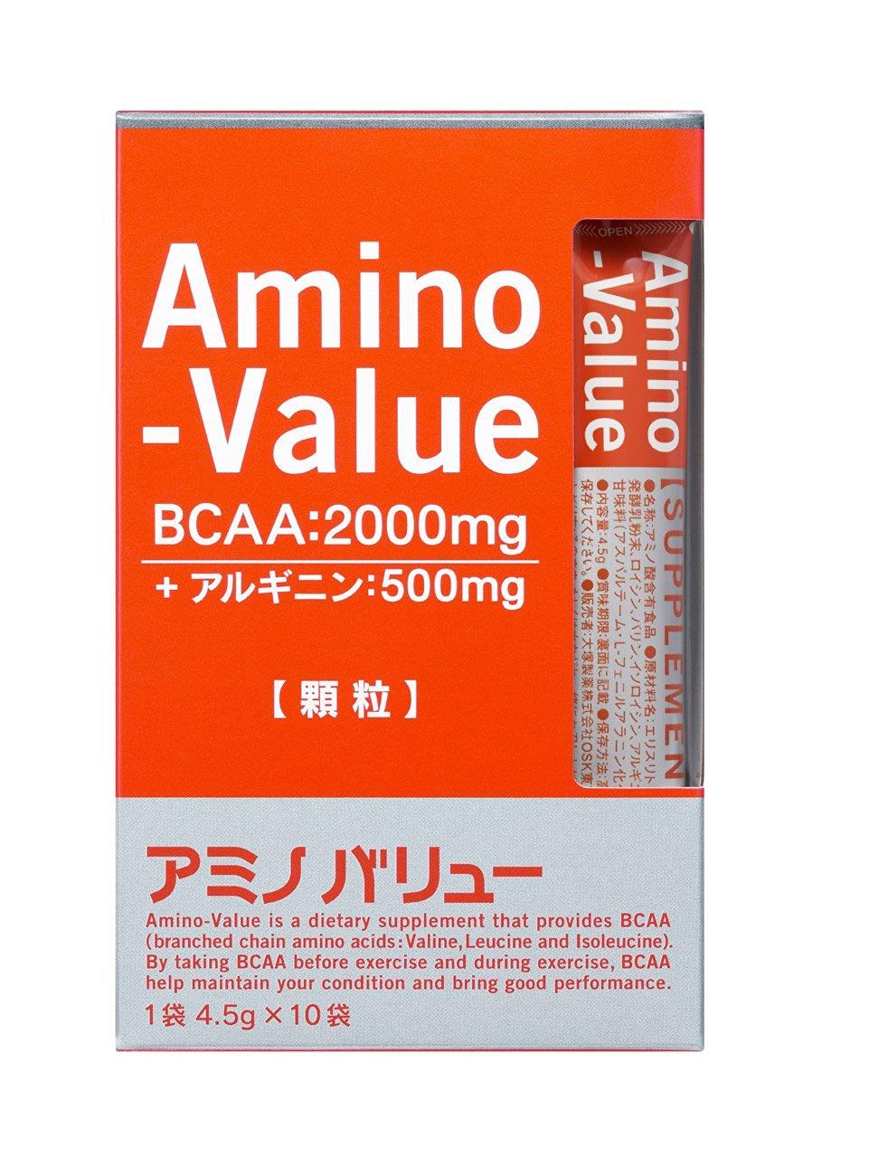 アマゾンで大塚製薬のアミノバリューがタイムセールで投げ売り中。