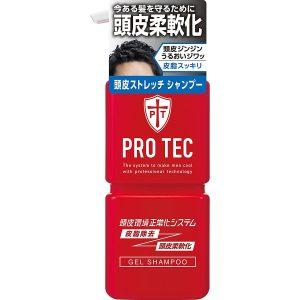 アマゾンでPRO TEC(プロテク) 頭皮ストレッチ シャンプー ポンプ、スプレートニック 150gがそれぞれ半額。定期おトク便にも適用可能。