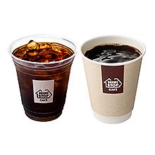 PetitGiftで「コンビニオリジナルコーヒー ホットまたはアイス」が抽選で1万名に配布予定。Yahoo!プレミアム会員限定。ミニストップで引き換え可能。