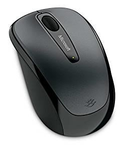 アマゾンタイムセールでマイクロソフト ワイヤレスマウス Wireless Mobile Mouse 3500 GMF-00298が1951円⇒980円。
