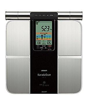 アマゾンで売れ筋No1のオムロン 体重・体組成計 カラダスキャン HBF-701が21600円⇒7048円。
