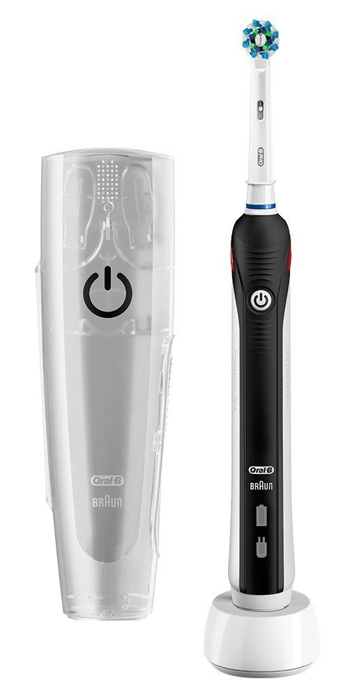 アマゾンでブラウン オーラルB 電動歯ブラシ PRO1000 D205132MXが実質2359円。