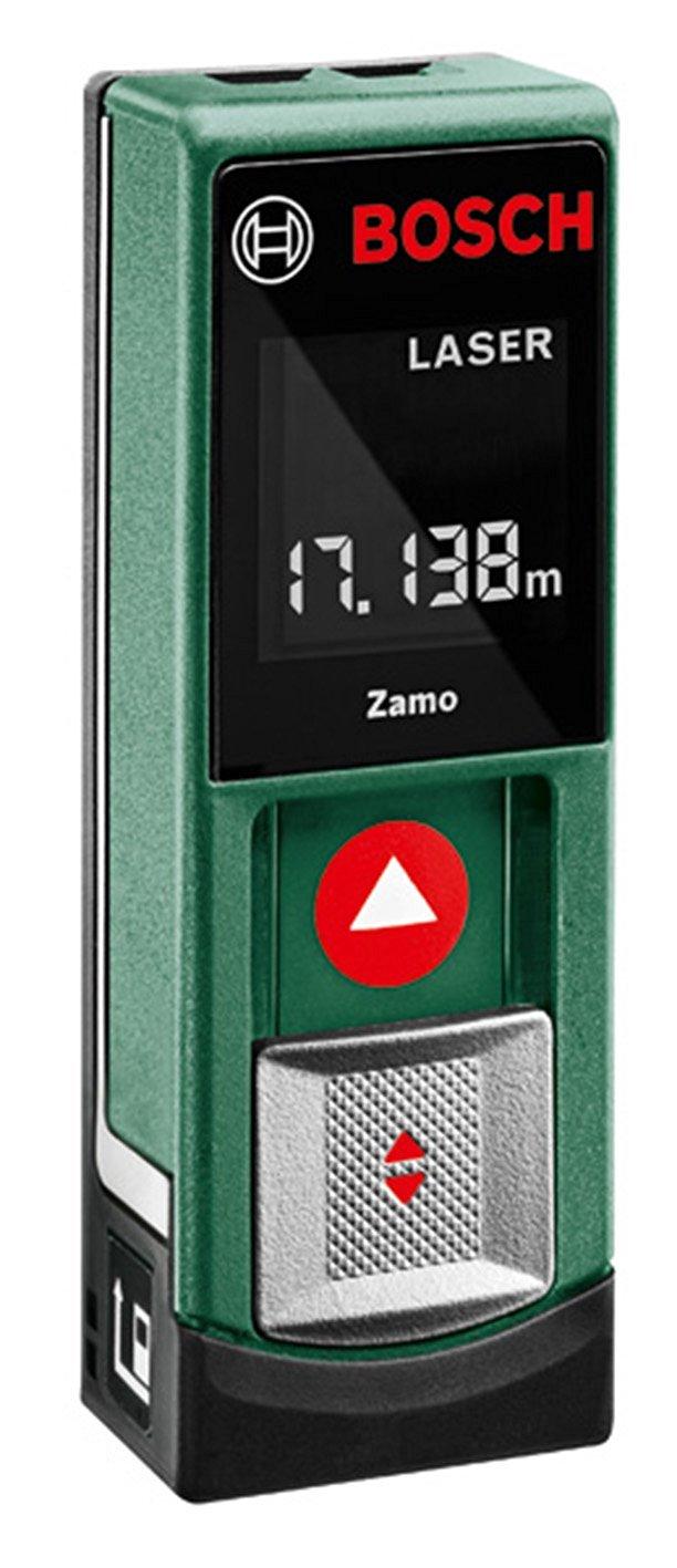 アマゾンタイムセールでBOSCH(ボッシュ) レーザー距離計 ZAMOが4039円⇒3680円。