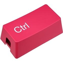 NTT-Xストアで「Ctrlキー型ケーブルボックス ピンク GH-CBX-P」が200円送料無料。その他全品送料無料。