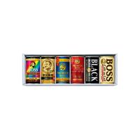 サントリーで樽材箸置きやBOSS 6缶アソートセットが合計1000名に当たる。~1/5 9時。