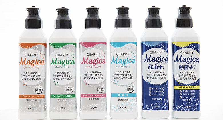 Lideaで洗剤のMagica6本セットが100名、CLeeeeaNオリジナルスポンジが1000名に当たる。~1/20。