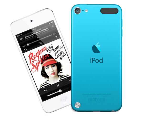 電脳売王でApple 第5世代 iPod touch MD717J [32GB ブルー] (Lightningケーブル等付) /32GB/4(Retina)/iOS9.3.4が11879円。