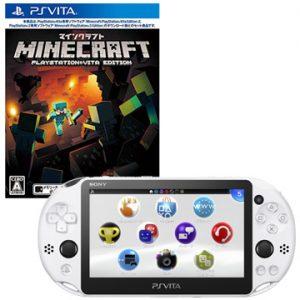 ひかりTVショッピングでPlayStation Vitaとマインクラフトセットがポイント15倍で実質18488円ぐらい。