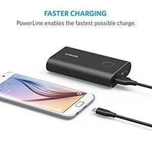 アマゾンで【6本セット】Anker PowerLine Micro USBケーブルが1499円⇒1199円。