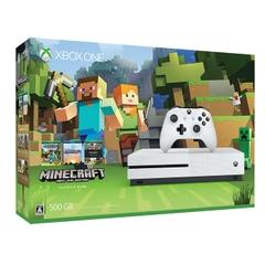 楽天ブックスでXbox One S 500 GB (Minecraft 同梱版) が32078円で予約受付中。~1/12 2時。