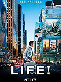 アマゾンレンタルでLIFE!/ライフ オリジナル版 (字幕版) が250円⇒100円。