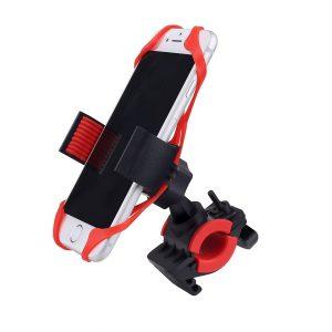 【本日限定】AUKEY バイク/自転車 スマホホルダー HD-B01が899円⇒499円。自転車ナビ用にはAndroid端末がオススメ。