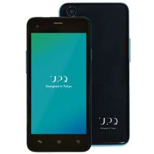 ヤマダウェブコムでUPQ QASP001BKX SIMフリースマートフォン「UPQ Phone A01X」 16GBが6500円。
