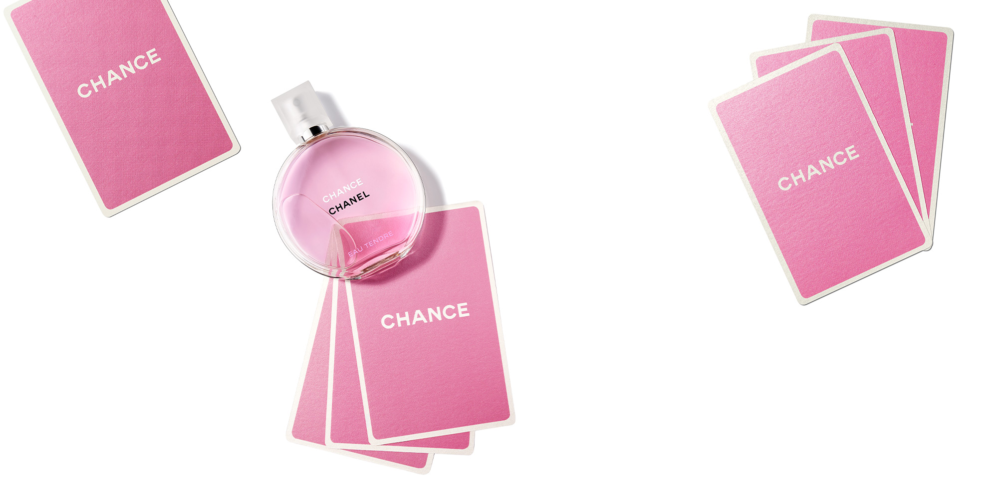 CHANELの香水「チャンス オー タンドゥル オードゥ トワレット」のサンプルが先着30000名に無料配布中。