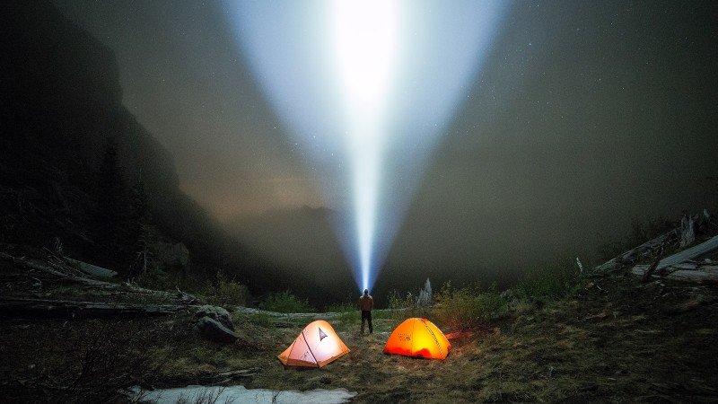 アマゾンタイムセールでPloarnovo LEDライト5個セットが1600円。
