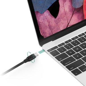 【本日限定】アマゾンでAUKEY USB C to USB Cケーブル USB3.1(1m) CB-CD7が999円⇒499円。
