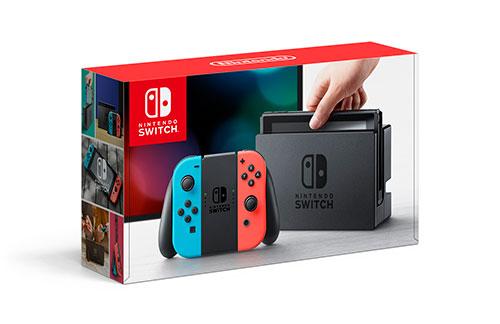 ヤマダウェブコムで任天堂Nintendo Switchスイッチを予約受付中。
