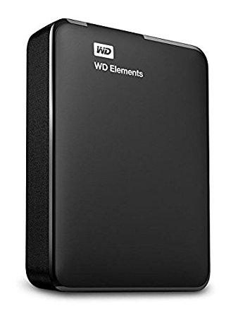 アマゾンタイムセールでWD HDD ポータブルハードディスク 2TBが9980円⇒8980円。