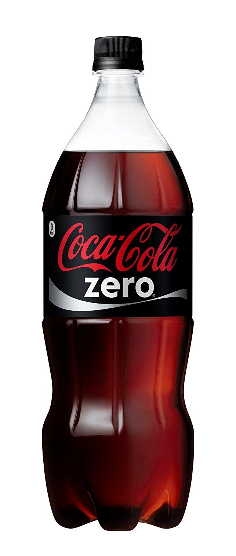 アマゾンでコカ・コーラゼロ 1.5L×8本 が1094円 1本137円。太りはしないが夜寝れない。