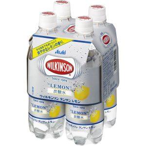 アマゾンでアサヒ飲料 ウィルキンソン タンサン レモン マルチパック 500ml×24本が1200円、1本50円。
