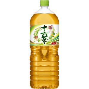 アマゾンでアサヒ飲料 十六茶 (2L×12本)が1419円、1本118円。