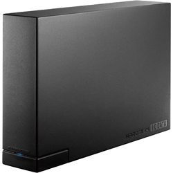 NTT-XストアでI-O DATA 外付けHDD 3TB テレビ録画対応 HDC-LA3.0が7980円。