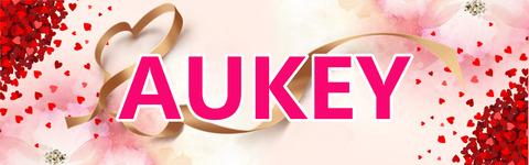 Aukeyでモバイルバッテリーから包丁研ぎ器まで最大600円引きとなる「AUKEY 2017バレンタイデーキャンペーン」を開催中。~2/14。
