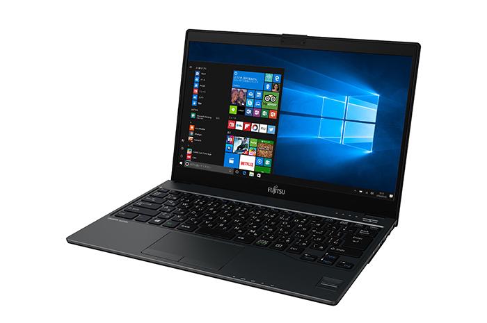 13.3インチノートPC最軽量はやっぱり富士通の「LIFEBOOK UH75/B1(761g)」。NECの「LAVIE Hybrid ZERO(769g)」よりキーボード、拡張ポート、電源ボタンがイケてる。