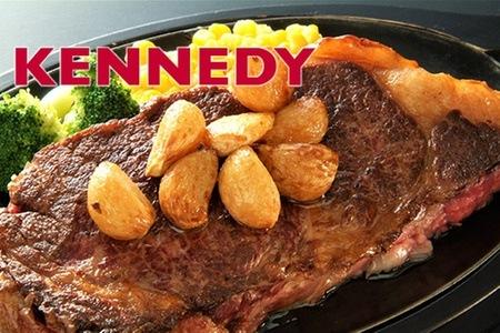 【初回限定670円】グルーポンでステーキ カフェ ケネディの5000円分チケットが1000円。