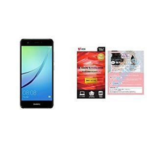 アマゾンで「Huawei 5.0型 nova SIMフリースマートフォン」が31093円⇒25270円。