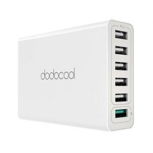 アマゾンでdodocoolのQuickCharge3.0対応USB高速充電器、有線LAN対応アダプタが割引となるクーポンコードを配信中。~3/31。