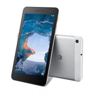アマゾンタイムセールでHuawei 7インチ タブレット MediaPad T1 7.0 シルバー ※LTEモデル RAM 1G/ROM 8Gが8980円。