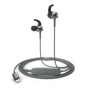 アマゾンでLightning端子ハイレゾイヤホンのAnker SoundBuds Digital IE10 IPX3防水規格対応が5,999円⇒3,999円でセール中。