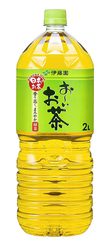 アマゾンタイムセールで伊藤園 おーいお茶 緑茶 2L×9本が1263円、1本140円。