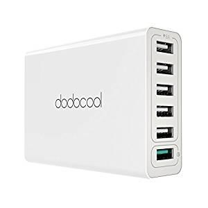 dodocoolのワイヤレス急速充電器、ハイレゾ対応イヤホン、12インチMacBook用保護スリーブが30-40%OFFとなるクーポンコードを配信中。~3/31。