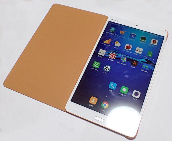 管理人がSIMフリーのHuaweiタブレット MediaPad M3プレミアムモデルを買った理由。機種選定基準。ZenPad 3 8.0との比較。