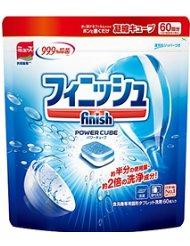アマゾンでレキットベンキーザーの食洗機専用洗剤「フィニッシュ」60回分が7円送料無料。