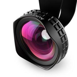 【本日限定】アマゾンでAUKEY 広角レンズ HD 110°0.7×ワイドレンズ クリップ式 PL-WD01が3199円⇒1599円。